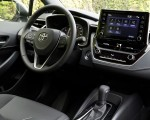 2019 Toyota Corolla Hatchback Central Console Wallpapers 150x120