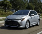 2019 Toyota Corolla Hatchback Front Three-Quarter Wallpapers 150x120