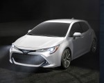 2019 Toyota Corolla Hatchback Front Three-Quarter Wallpapers 150x120 (10)