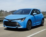 2019 Toyota Corolla Hatchback Front Three-Quarter Wallpapers 150x120 (22)