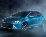 2019 Toyota Corolla Hatchback Front Three-Quarter Wallpapers 150x120 (4)