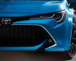 2019 Toyota Corolla Hatchback Grill Wallpapers 150x120 (13)