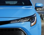 2019 Toyota Corolla Hatchback Headlight Wallpapers 150x120