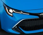 2019 Toyota Corolla Hatchback Headlight Wallpapers 150x120 (34)