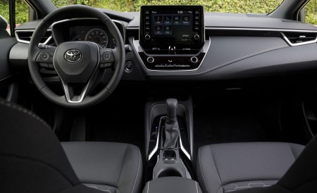 2019 Toyota Corolla Hatchback Interior Cockpit Wallpapers 450x275 (74)