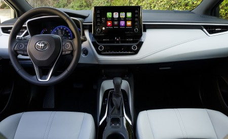2019 Toyota Corolla Hatchback Interior Cockpit Wallpapers 450x275 (48)