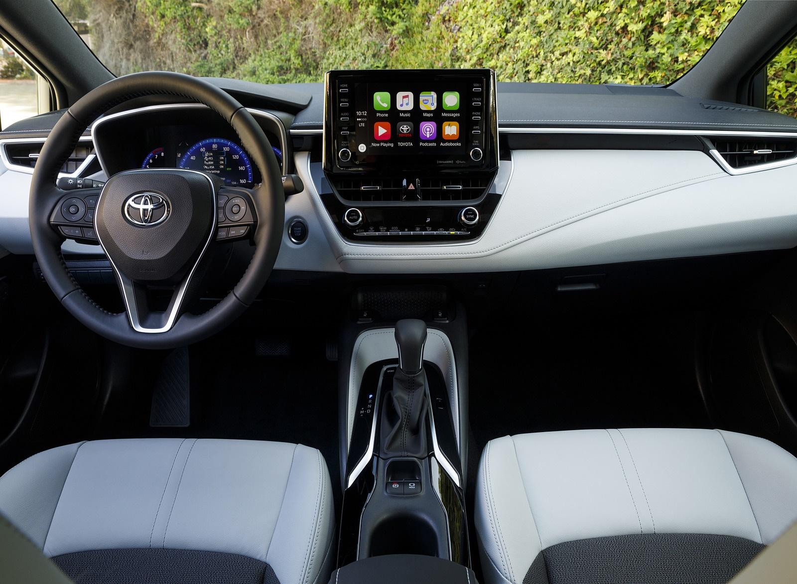 2019 Toyota Corolla Hatchback Interior Cockpit Wallpapers #48 of 75