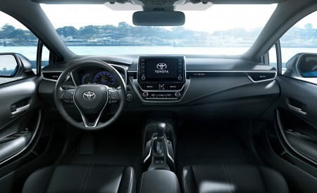 2019 Toyota Corolla Hatchback Interior Cockpit Wallpapers 450x275 (19)
