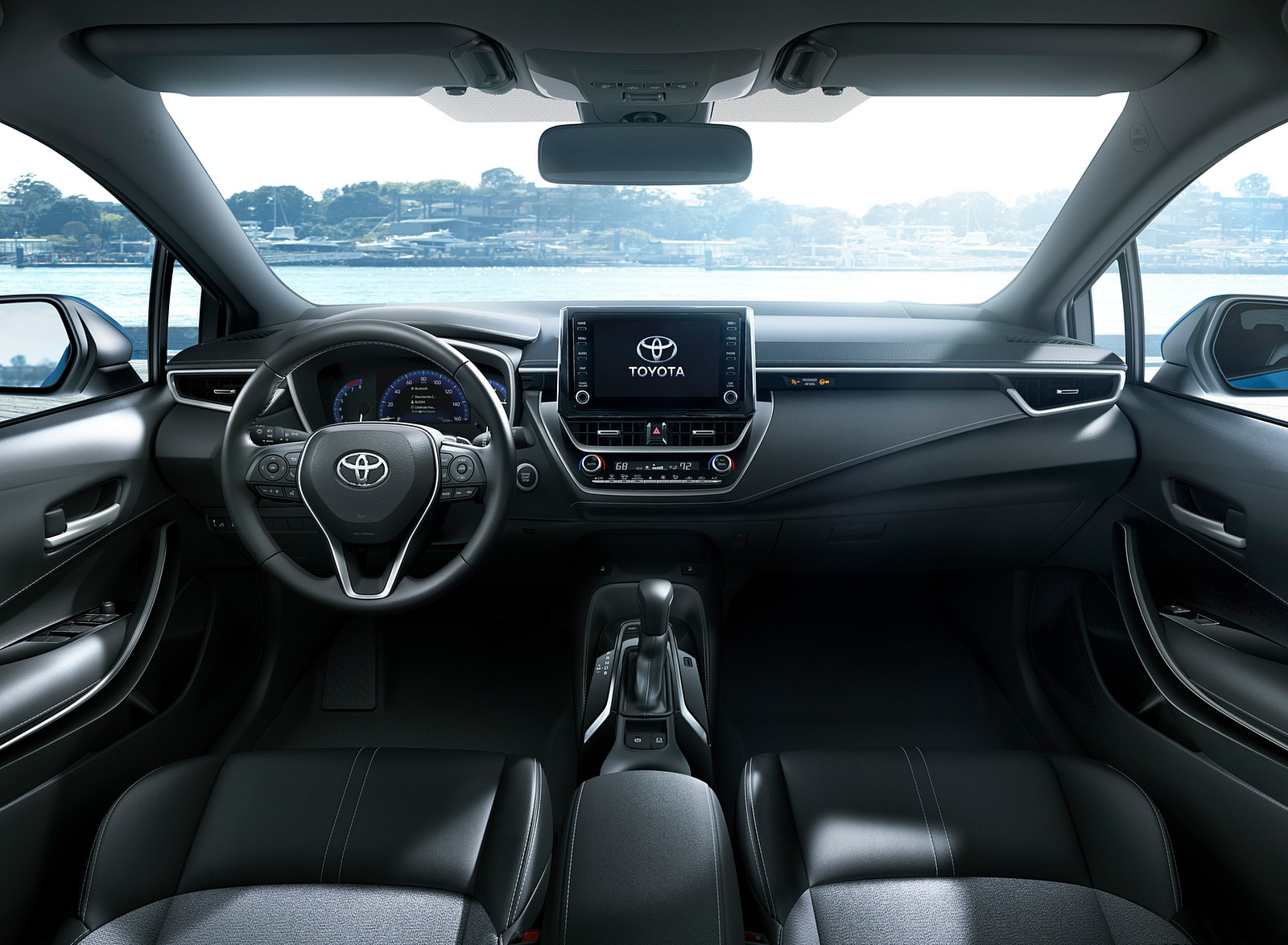 2019 Toyota Corolla Hatchback Interior Cockpit Wallpapers #19 of 75