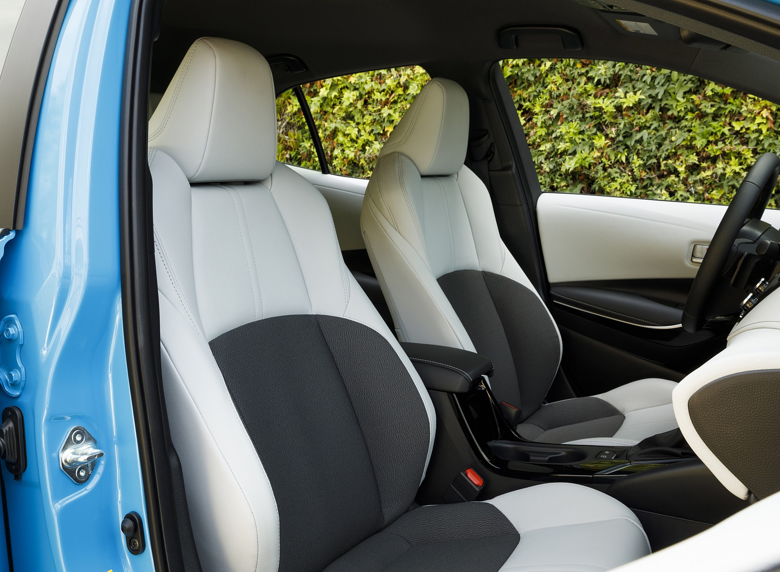 2019 Toyota Corolla Hatchback Interior Seats Wallpapers #42 of 75