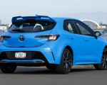 2019 Toyota Corolla Hatchback Rear Three-Quarter Wallpapers 150x120 (31)