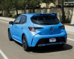 2019 Toyota Corolla Hatchback Rear Three-Quarter Wallpapers 150x120 (29)