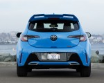 2019 Toyota Corolla Hatchback Rear Wallpapers 150x120