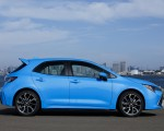 2019 Toyota Corolla Hatchback Side Wallpapers 150x120