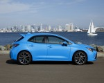 2019 Toyota Corolla Hatchback Side Wallpapers 150x120 (25)