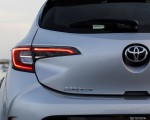 2019 Toyota Corolla Hatchback Tail Light Wallpapers 150x120