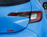 2019 Toyota Corolla Hatchback Tail Light Wallpapers 150x120 (37)