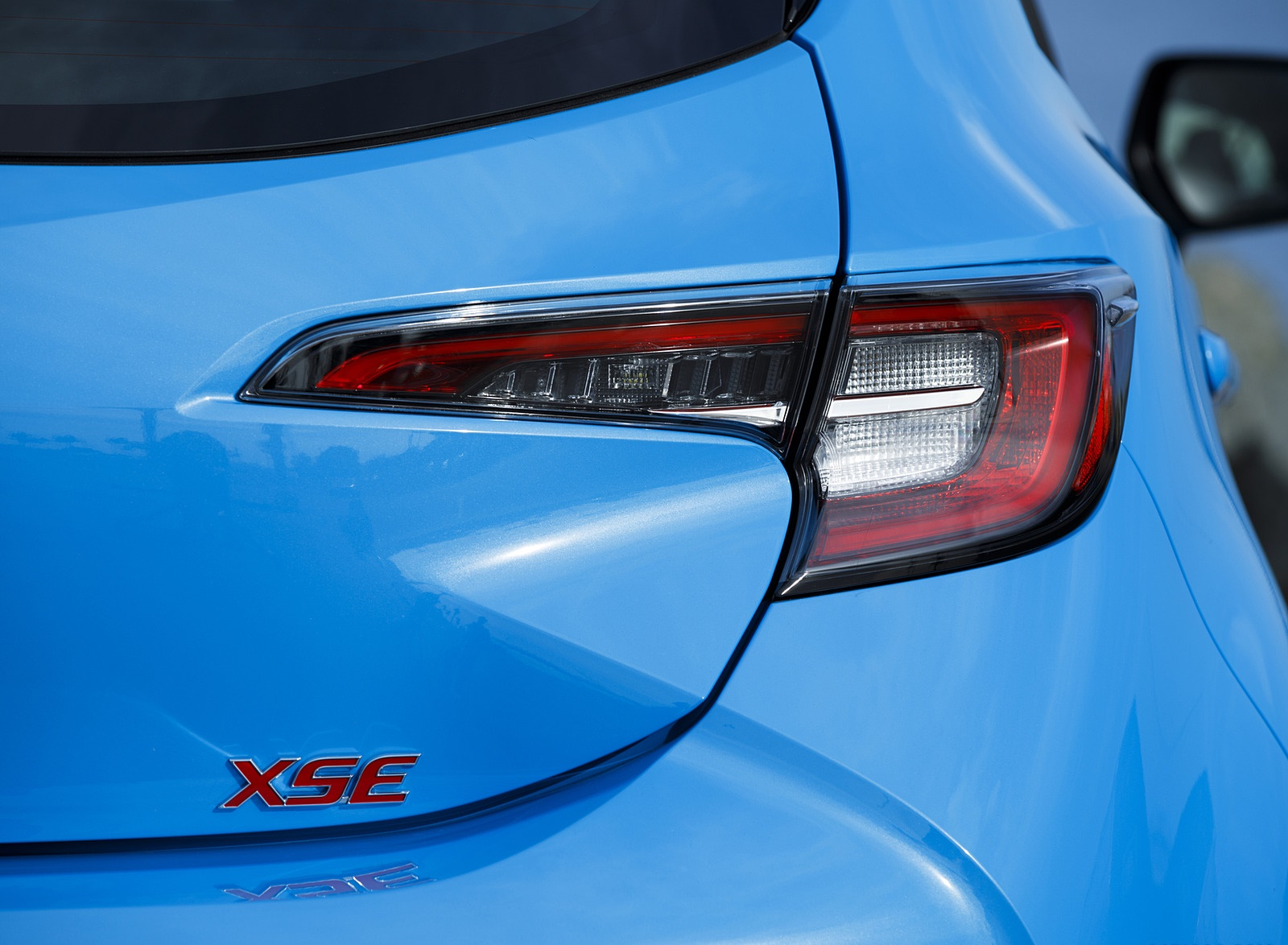 2019 Toyota Corolla Hatchback Tail Light Wallpapers #37 of 75