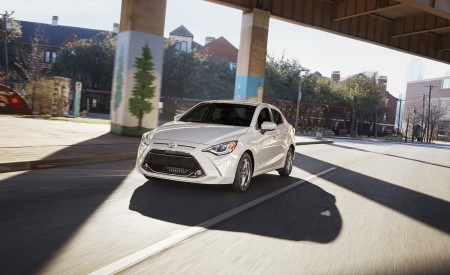 2019 Toyota Yaris Sedan Wallpapers