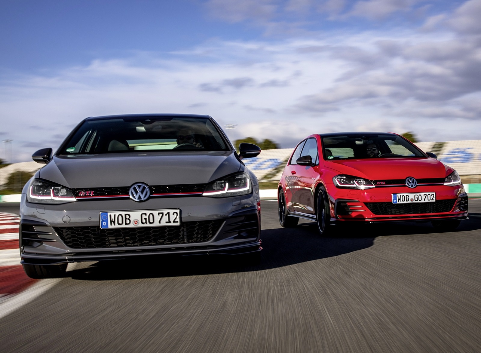 2019 Volkswagen Golf Gti Tcr Wallpapers 75 Hd Images Newcarcars