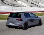 2019 Volkswagen Golf GTI TCR Rear Three-Quarter Wallpapers 150x120 (17)