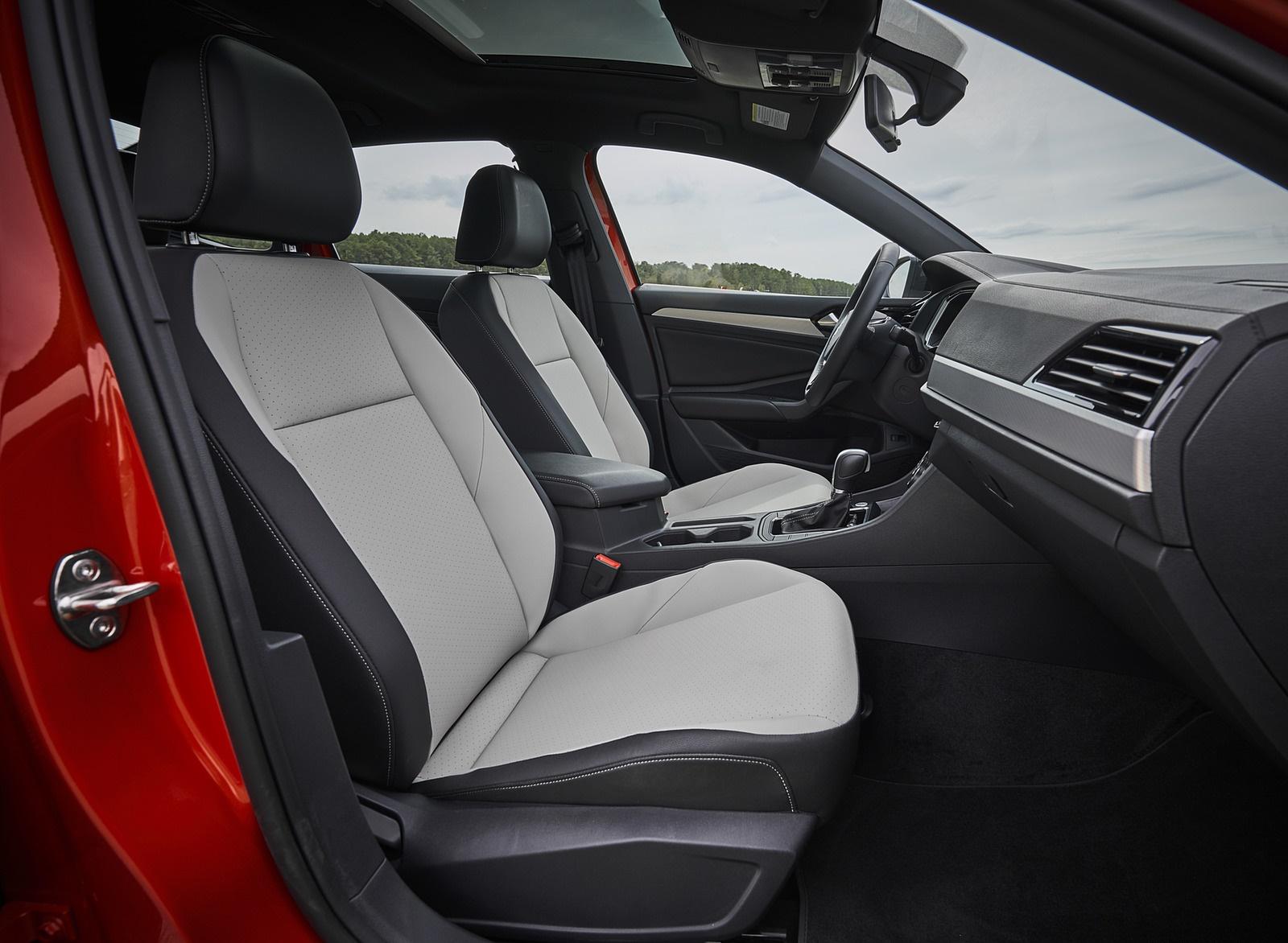 2019 Volkswagen Jetta R-Line Interior Front Seats Wallpapers (13)