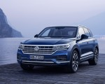 2019 Volkswagen Touareg Elegance Front Three-Quarter Wallpapers 150x120 (45)