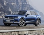 2019 Volkswagen Touareg Elegance Front Three-Quarter Wallpapers 150x120 (43)