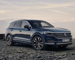 2019 Volkswagen Touareg Elegance Front Three-Quarter Wallpapers 150x120 (44)