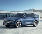 2019 Volkswagen Touareg Front Three-Quarter Wallpapers 150x120 (10)