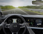 2019 Volkswagen Touareg Interior Head-Up Display Wallpapers 150x120 (27)