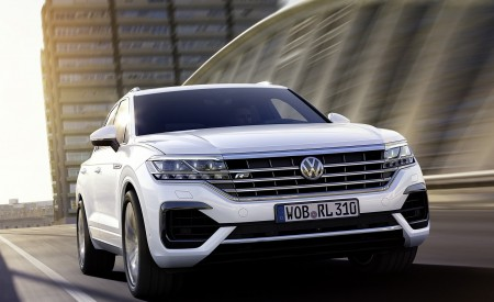 2019 Volkswagen Touareg Wallpapers HD