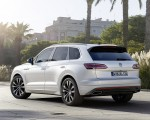 2019 Volkswagen Touareg R-Line Rear Three-Quarter Wallpapers 150x120 (5)