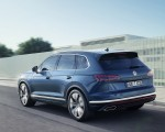 2019 Volkswagen Touareg Rear Three-Quarter Wallpapers 150x120 (12)