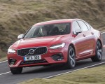 2019 Volvo S90 D5 Front Three-Quarter Wallpapers 150x120 (13)