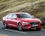 2019 Volvo S90 D5 Front Three-Quarter Wallpapers 150x120 (4)