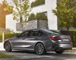2020 BMW 330e Plug-in Hybrid Rear Three-Quarter Wallpapers 150x120 (47)