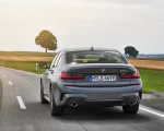 2020 BMW 330e Plug-in Hybrid Rear Wallpapers 150x120 (13)