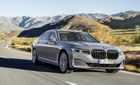 2020 BMW 7-Series Wallpapers