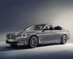 2020 BMW 7-Series 750Li Front Three-Quarter Wallpaper 150x120 (8)