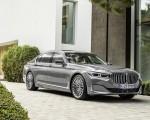 2020 BMW 7-Series 750Li Front Three-Quarter Wallpaper 150x120 (7)