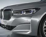 2020 BMW 7-Series 750Li Headlight Wallpaper 150x120 (27)