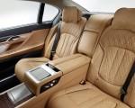 2020 BMW 7-Series 750Li Interior Rear Seats Wallpaper 150x120 (40)