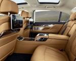 2020 BMW 7-Series 750Li Interior Rear Seats Wallpaper 150x120 (31)