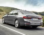 2020 BMW 7-Series 750Li Rear Three-Quarter Wallpaper 150x120 (4)