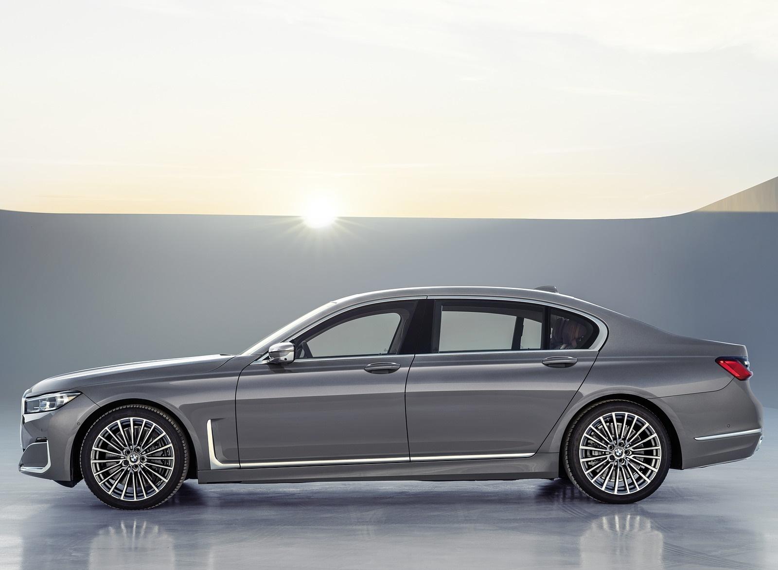 2020 BMW 7-Series 750Li Side Wallpaper (11)