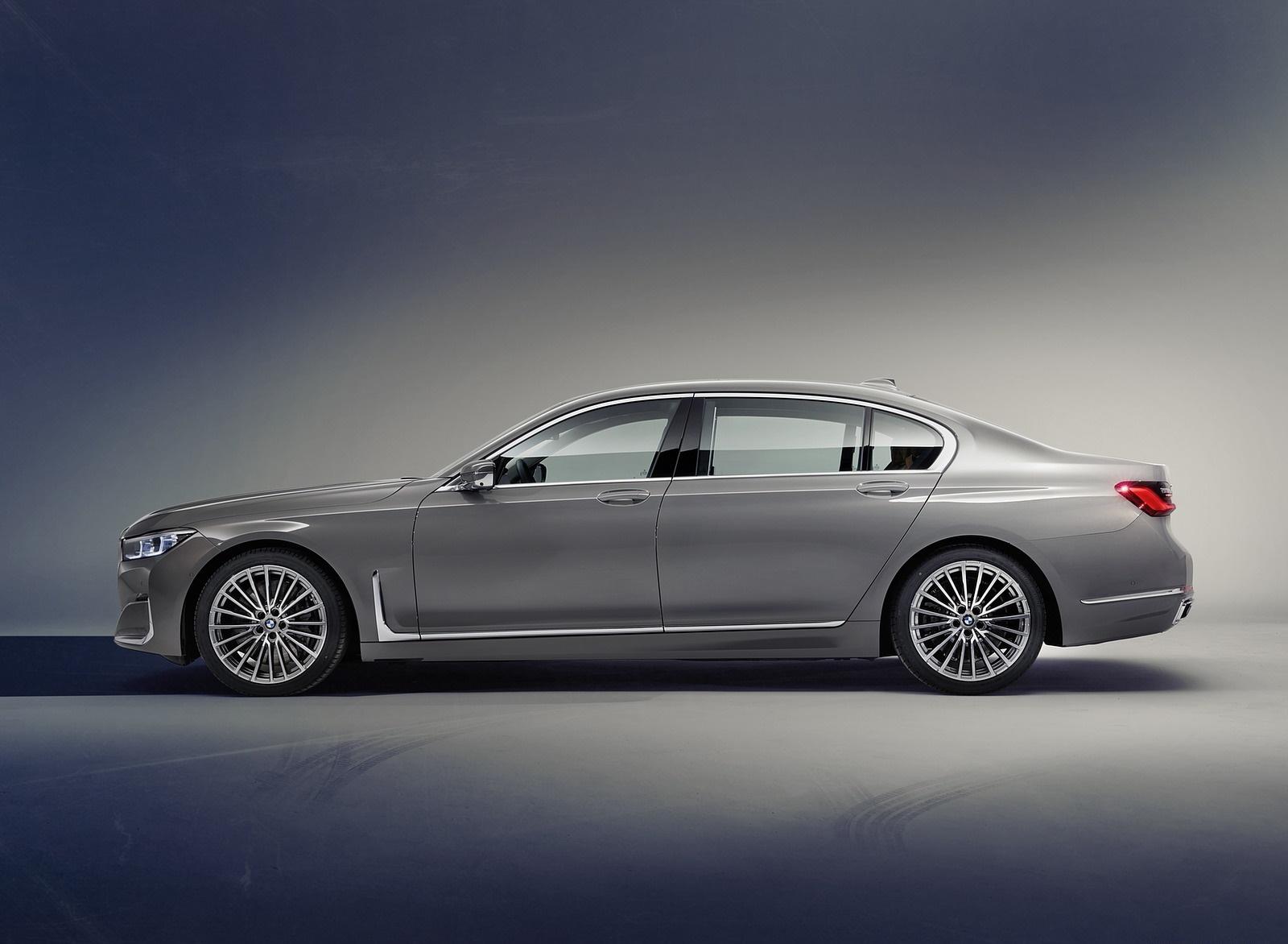 2020 BMW 7-Series 750Li Side Wallpaper (13)