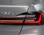 2020 BMW 7-Series 750Li Tail Light Wallpaper 150x120 (25)