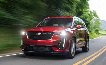 2020 Cadillac XT6 Wallpapers HD