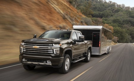 2020 Chevrolet Silverado HD Wallpapers